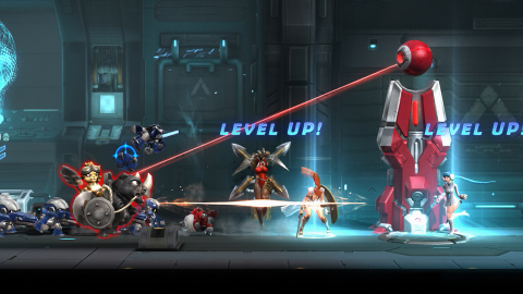 Hyper Universe reimagines the popular MOBA genre to deliver action-oriented mayhem. (Graphic: Business Wire)
