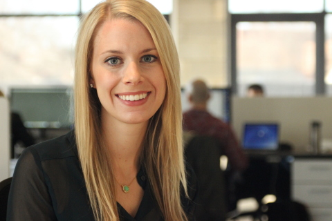 Rachel Weir, Chief Client Officer, becomes Corra's first female C-level executive (Photo: Business Wire)