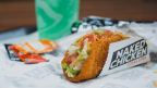 After weeks of anticipation, Taco Bell's Naked Chicken Chalupa makes its debut on menus nationwide today. Photo Credit: FOODBEAST / Peter Pham