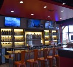 Interior shot of new East Coast Wings + Grill 2.0 (Photo: Business Wire)