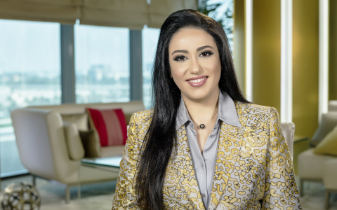 Dr. Nashwa Al Ruwaini awarded the third time in a row at IAIR Le Fonti Awards (Photo: Business Wire)