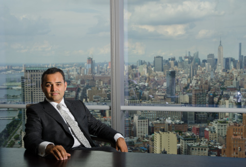 Rayo Withanage, founder of Scepter Partners (Photo: Business Wire)
