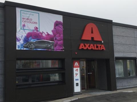 The next-generation Axalta Refinish Academy Nordic opened in January 2017 (Photo: Axalta)