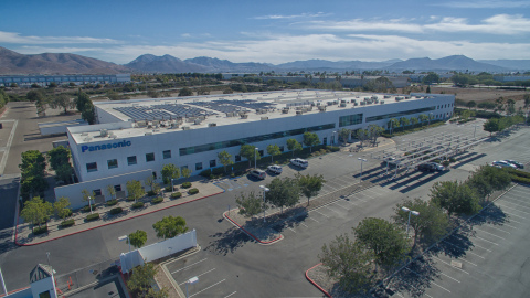 Murphy Development Company (MDC) has purchased the 542,197-square-foot two-building campus at the San Diego Business Park (SDBP) on Otay Mesa from Panasonic Corporation of North America. In 1986 MDC built the campus for Sanyo, which was acquired by Panasonic in 2010. In addition to the $28 million purchase price, MDC plans to invest $15 million in upgrades. (Photo of 2055 Sanyo Avenue, San Diego.) (Photo: Business Wire)