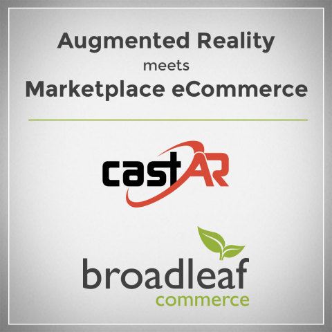 Augmented Reality Meets Marketplace eCommerce (Graphic: Business Wire)
