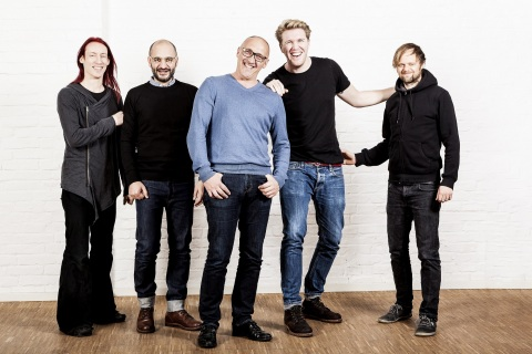 SmartRecruiters and Jobspotting Team (Photo: Business Wire)