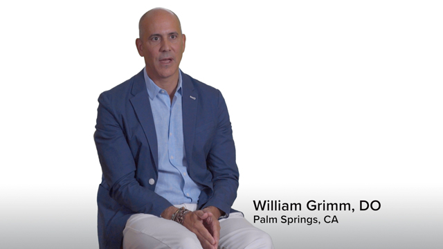 MDVIP-affiliated physician Dr. William Grimm in Palm Springs, Calif., discusses how MDVIP can help people achieve longevity.
