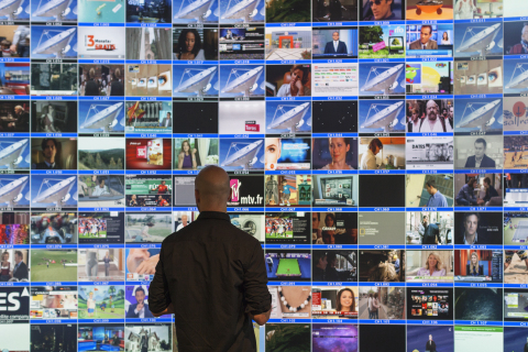 SES Continues to Lead HDTV Development (Photo: Business Wire)