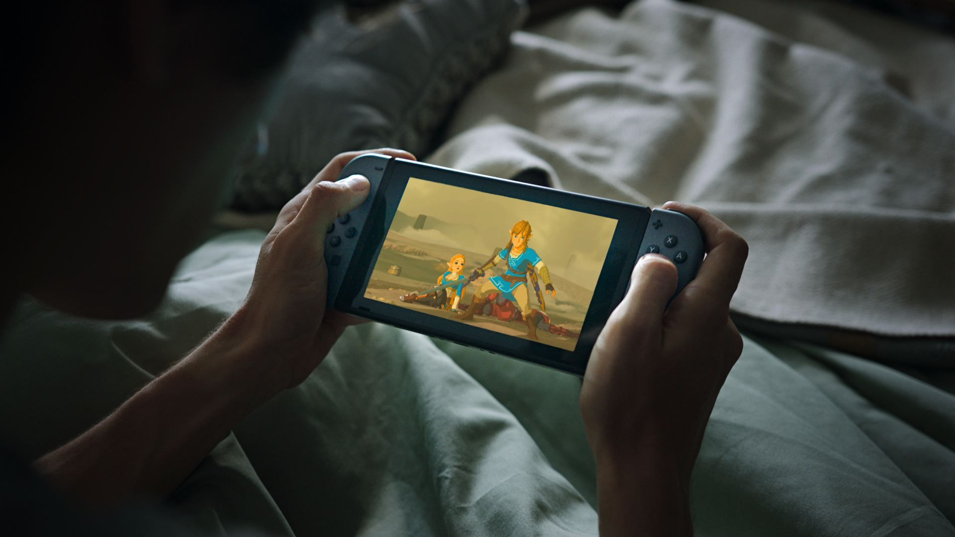 The ad also shows off The Legend of Zelda: Breath of the Wild, which breaks conventions to become the next defining moment in the classic franchise. It offers the most immersive world that Nintendo has ever created and sends players on an adventure they will never forget. (Photo: Business Wire)