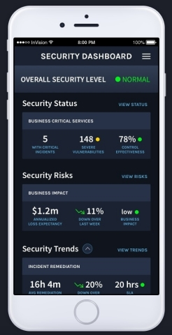 ServiceNow Security Operations replaces the manual work patterns of the past with intelligent workfl ...