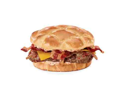 Jack in the Box launches the new Triple Bacon Buttery Jack™ burger. (Photo: Business Wire)