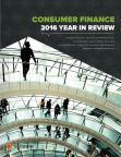 Goodwin announced today the release of the 2016 Consumer Finance Year in Review, a detailed report that highlights the major litigation, enforcement and regulations that impacted the consumer finance industry in 2016. (Photo: Business Wire)