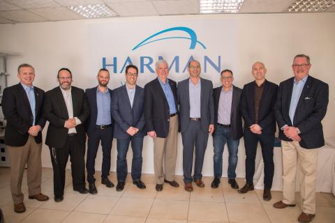 Michigan Governor Rick Snyder Visits HARMAN Israel