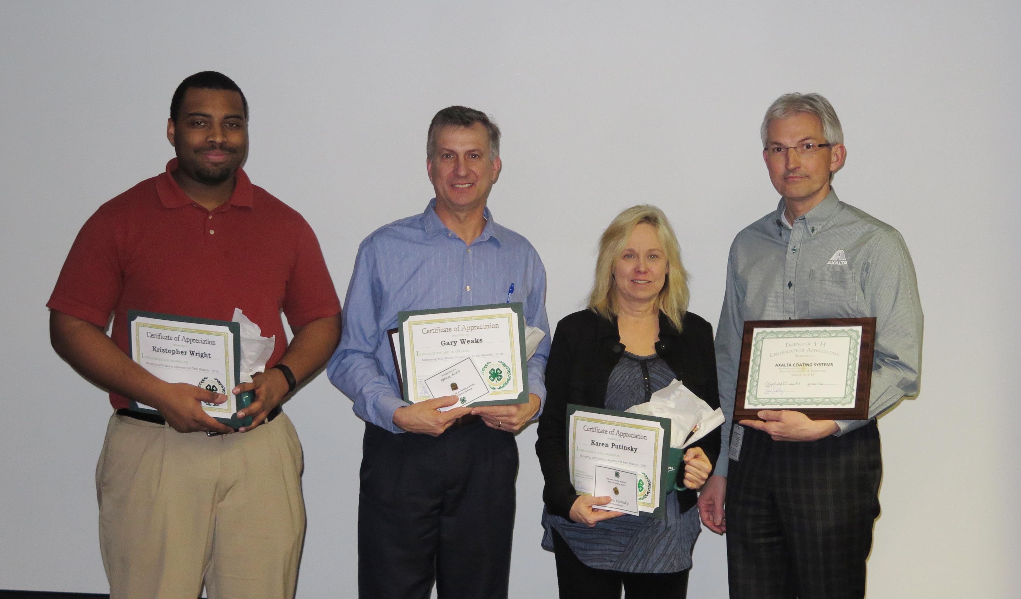 4-H Tech Wizards Program Recognizes Axalta for Educating Tomorrow\'s ...