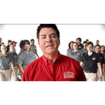 "Papa John's unveils new logo, pizza box, and TV spots to support ""Pizza Family"" brand campaign."