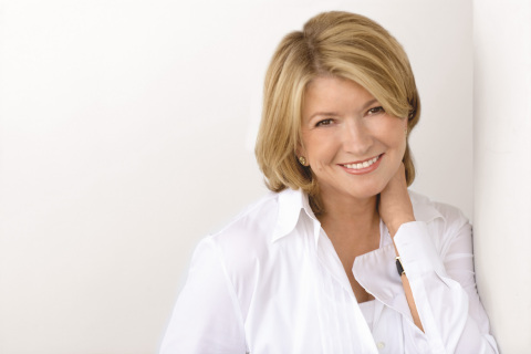 Martha Stewart (Photo: Business Wire)