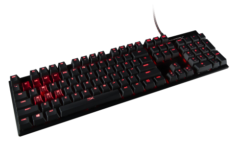 HyperX Alloy FPS Mechanical Gaming Keyboard (Photo: Business Wire)