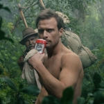 """""""Jungle Hero"""" spot still from the new Old Spice """"Don't Smell Yourself Short"""" campaign - featuring the Hardest Working Collection, Old Spice's highest-performing anti-perspirants and body washes in the world. (Photo: Business Wire)"""