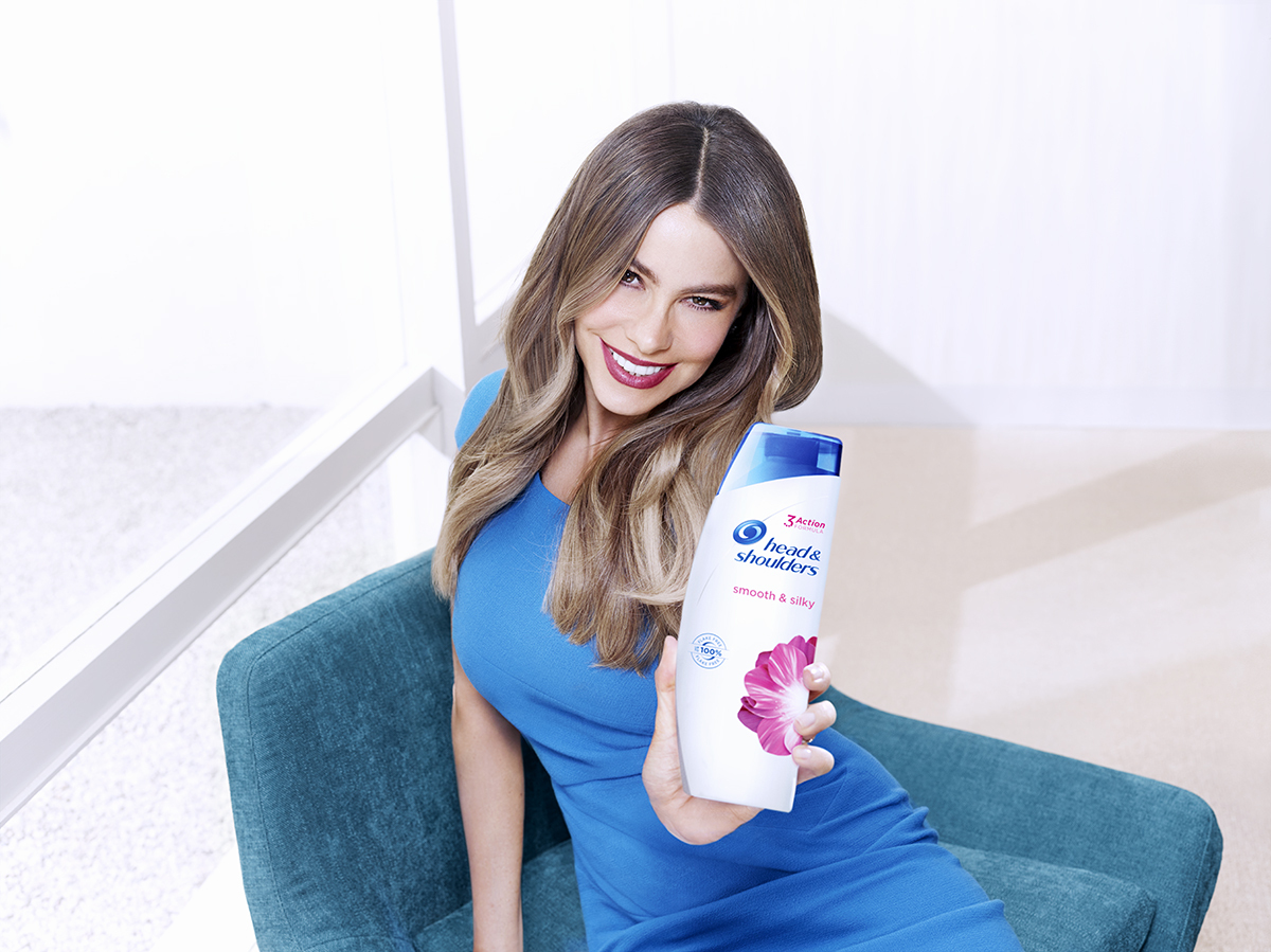Sofia Vergara's Secret to Unbelievably Beautiful Hair (Photo: Business Wire)