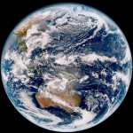 Japan Meteorological Agency Releases First Images from Harris Corporation-Built Imager Onboard New Weather Satellite