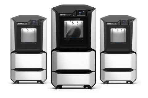 The new Stratasys F123 Series combines an enhanced user experience with engineering-grade quality to ...
