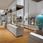Soraa is honored to now illuminate the show-cases at the Ashmolean Museum in Oxford, England (Photo: Dan Paton)