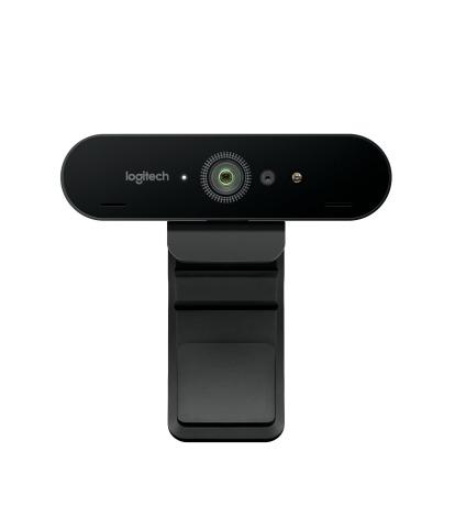 Logitech BRIO 4K Pro Webcam (Photo: Business Wire)