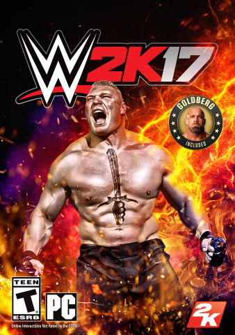 2K today announced that WWE® 2K17, the latest addition to the flagship WWE video game franchise, is  ...