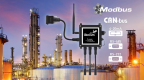 Waspmote Plug & Sense! Sensor Platform is compatible with RS-232, RS-485, CAN-Bus, Modbus and 4-20mA industrial protocols (Photo: Libelium)