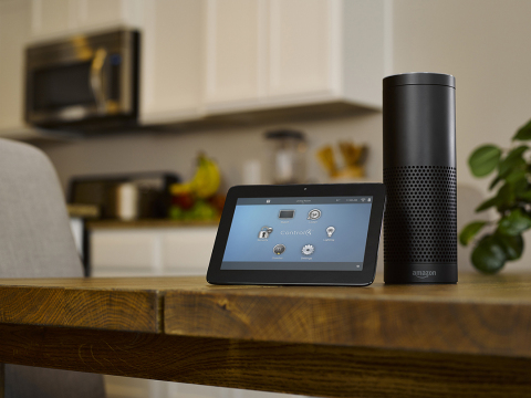 With the Control4 Smart Home Skill for Amazon Alexa, UK homeowners now have the ability to control t ...