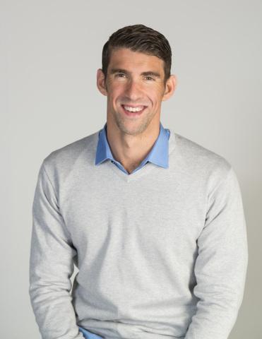 Michael Phelps To Keynote GBTA Convention (Photo: Business Wire)