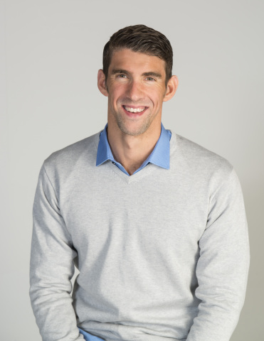 Michael Phelps To Keynote GBTA Convention (Photo: Business Wire)