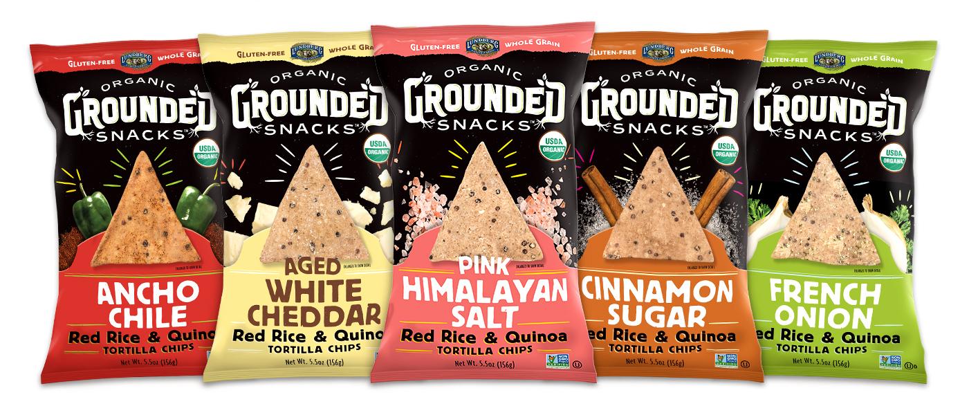 Lundberg Organic Grounded Snacks™
