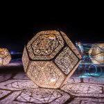 HYBYCOZO by Yelena Filipchuk and Serge Beaulieu, Burning Man NV 2014. Photo by Lukasz Szczepanski.