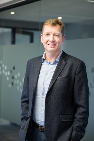 Frans Labuschagne: Country Manager UK & Ireland, Entersekt