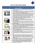 Sam's Club Health & Wellness Fact Sheet