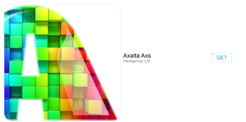 Axalta announces new, exciting color matching app for Powder Coaters is available on iOS and Android platforms. (Photo: Axalta)