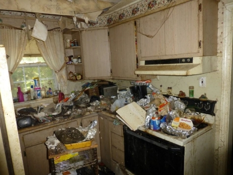 Picture of The Ugliest House Of The Year 2016 before renovation (Photo: Business Wire)