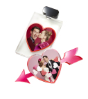 Shop Macy's for loveable items for all this Valentine's Day - Perfume Bottle frame and Arrow frame, $28 each (Photo: Business Wire)