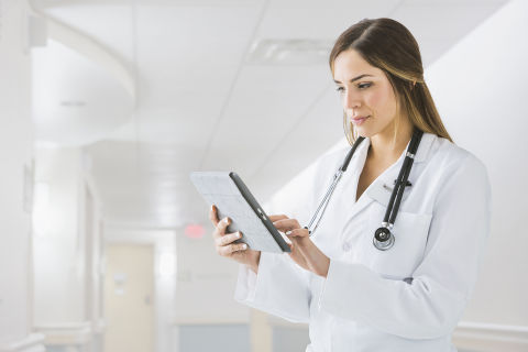 Carestream's Clinical Collaboration Platform enhances diagnostic capabilities and integrates disparate data into radiology workflow, according to Marion General Hospital's IT Manager. (Photo: Business Wire)