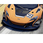 McLaren 650S GT3 (Photo: Business Wire)