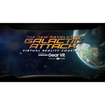 The New Revolution Galactic Attack at Six Flags