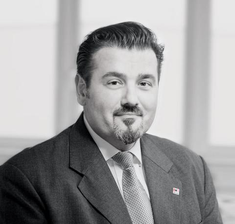 Elvir Kolak, Managing Director, BELFOR Europe GmbH (Photo: Business Wire)