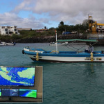 The SRT VMS System Monitors S. American Fishing Fleet (Photo: Business Wire)