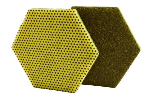 Scotch-Brite™ Dual Purpose Scour Pad 96Hex (Photo: 3M)