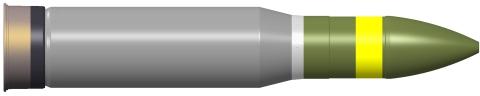 Advanced Multi-purpose Tank Ammunition (AMP) (Photo: Business Wire)