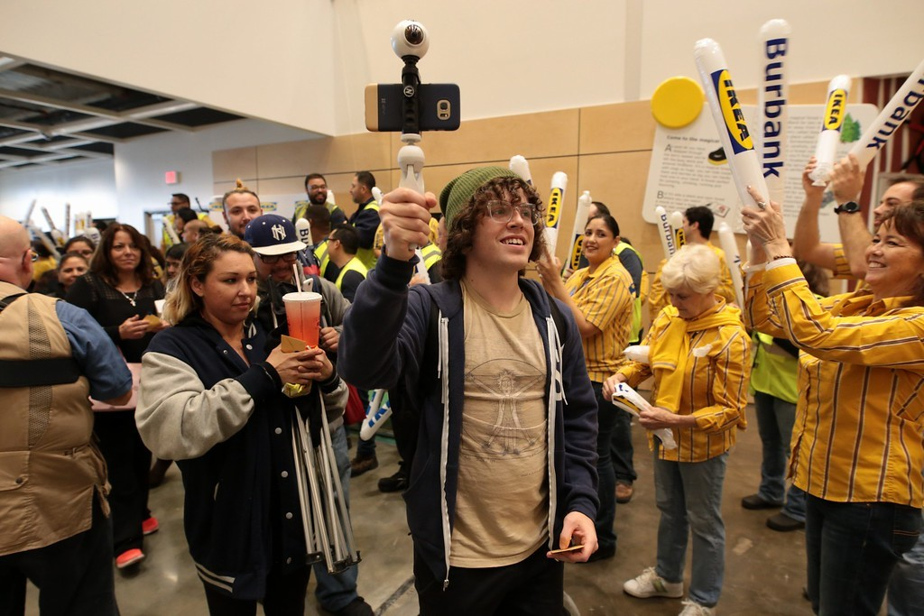 New Ikea Burbank Opens With Enhanced Shopping Experience