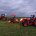 Precision guidance technology now available at select dealerships for Kubota M, L and B-Series tractors, F-Series mowers, and utility vehicles through alliance with Smart Path Systems. (Photo: Business Wire)