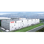 Toshiba Starts Construction of Fab 6 and Memory R&D Center at Yokkaichi, Japan