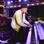 """Hilton Launches """"Music Happens Here,"""" a First of its Kind Integrated Music Program, With Exclusive OneRepublic Concert Just for Hilton Honors Members (Photo: Business Wire)"""
